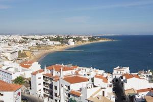 Beach of Algarve