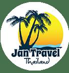 Jan travel Thailand Logo